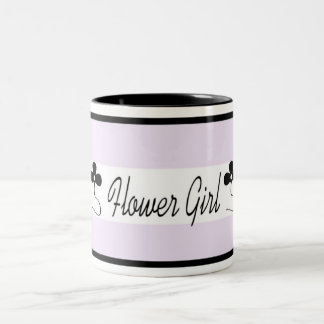 Flower Girl Mug - Lavender