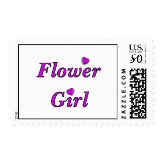 Flower Girl Postage