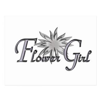 Flower Girl Postcards