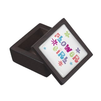 Flower Girl Premium Jewelry Boxes