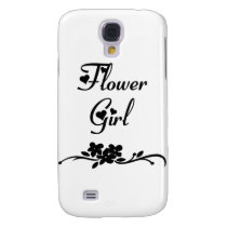 Flower Girl Samsung S4 Case