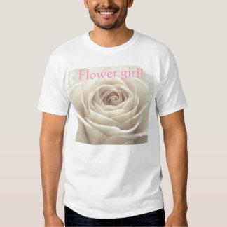 Flower girl! shirt