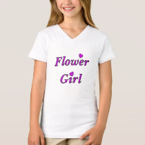 Flower Girl Simply Love T-Shirt