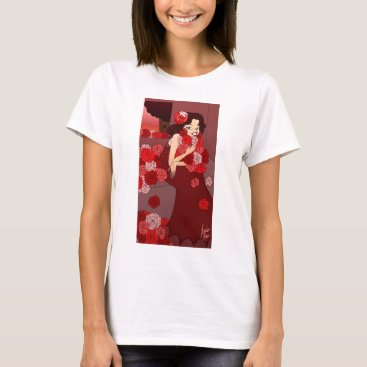 jasmineflynn Flower Girl T-Shirt