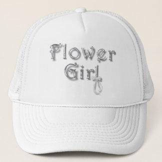 ♥ FLOWER GIRL ♥ TRUCKER HAT