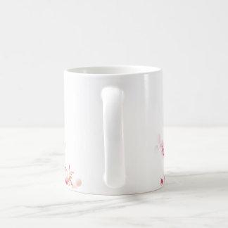 Flower Girl Vector Coffee Mug
