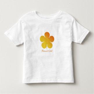 Flower Girl/Wedding Information Toddler T-shirt