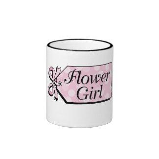 Flower Girl Mugs