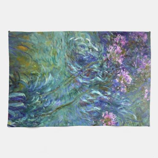 Flower Glow American MoJo Kitchen Towel