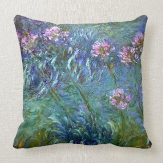 Flower Glow American MoJo Pillow
