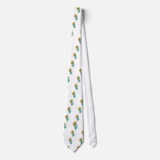 flower goddess tie