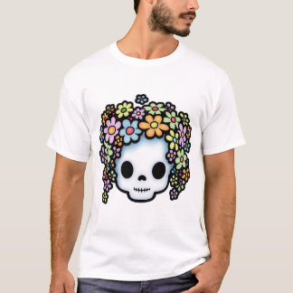 Flower Head Jr. T-Shirt