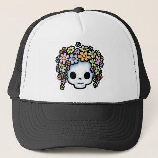 Flower Head Jr. Trucker Hat