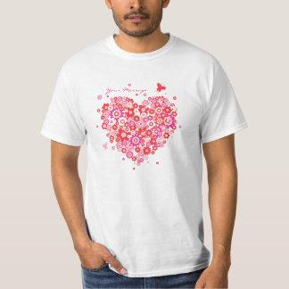 Flower Heart 1 Shirt