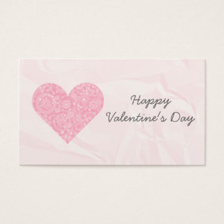 Flower Heart Gift Tags