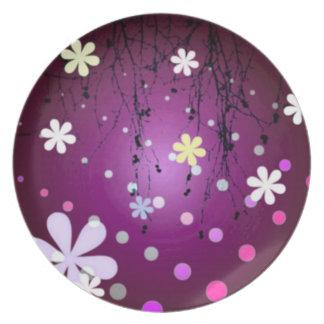 Flower Heaven Dinner Plate