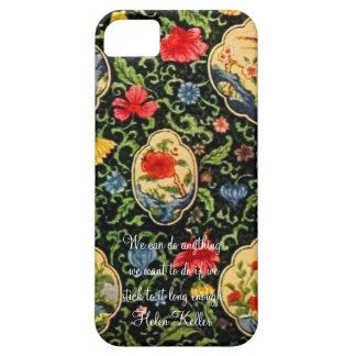 Flower Helen Keller iPhone SE/5/5s Case