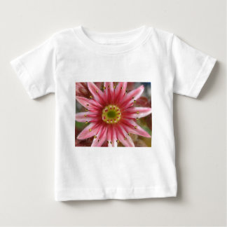 flower,hen and chicks bloom baby T-Shirt