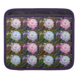 Flower Horizontal iPad Cover Sleeve For iPads