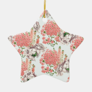 Flower, hortensias pink gardenias details celestia ornaments
