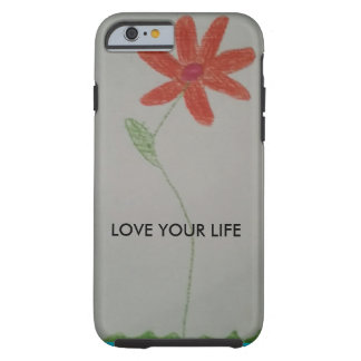 flower i-phone 6 phone case