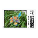 Flower II Postage Stamps