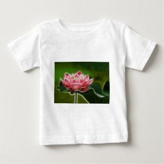 Flower Image Baby T-Shirt