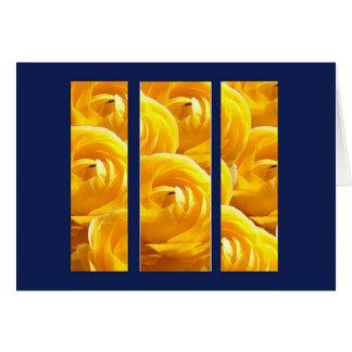Flower-Impressions IV Card