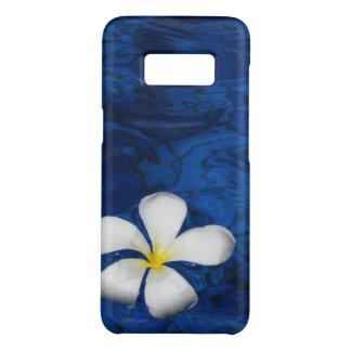 Flower in blue water Case-Mate samsung galaxy s8 case