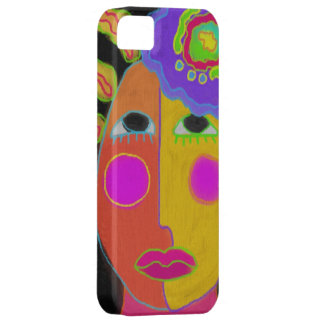 Flower in Her Hair iPhone 5 Cases