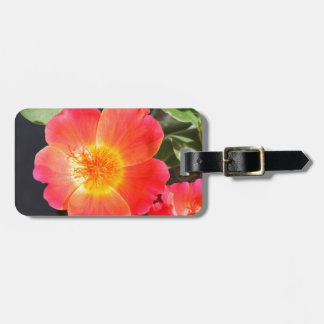flower in the garden bag tag