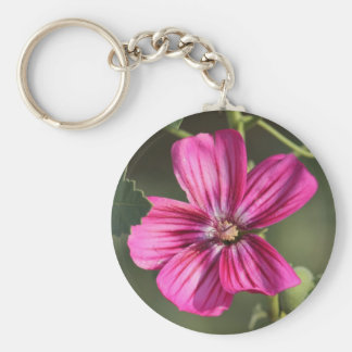 Flower in the Morning Keychain