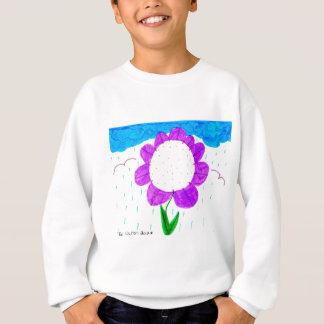 Flower in the Rain Sweatshirt