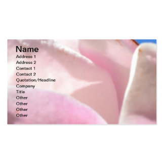 Flower in the Sky Business Card