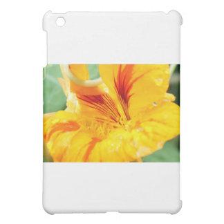 Flower in yellow iPad mini covers