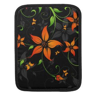 Flower iPad Sleeve