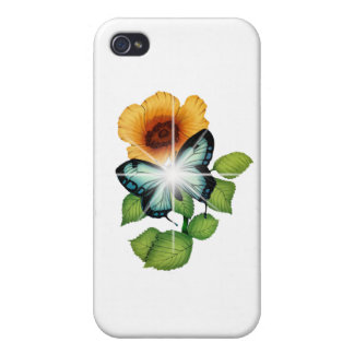 flower iPhone 4/4S case