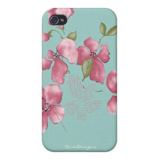 Flower Iphone 4s hard case -Mate