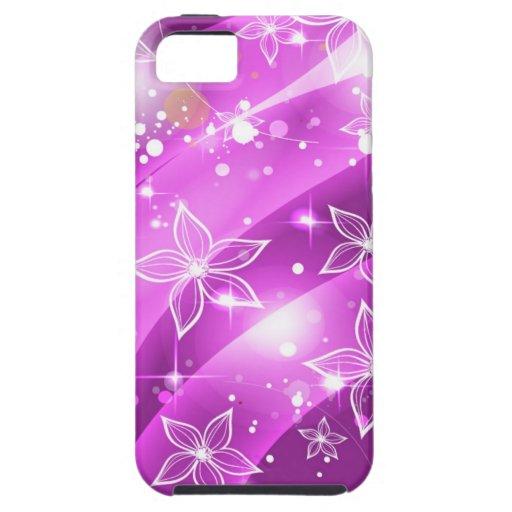 flower iPhone 5 cases