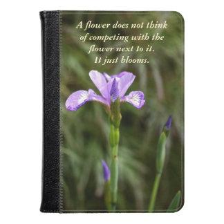 Flower It Just Blooms Kindle Case