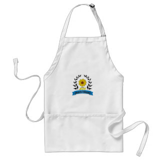 flower joy jc adult apron