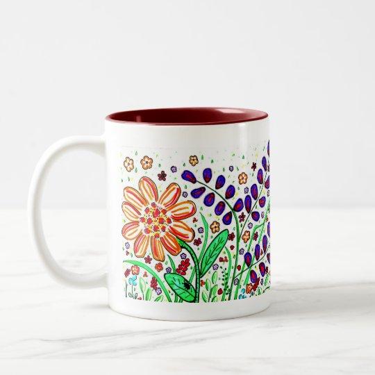Flower Joy Mug