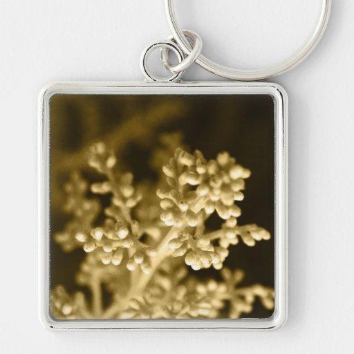 flower key chains