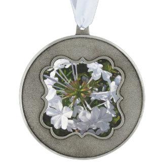 Flower Scalloped Ornament