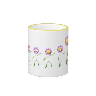 Flower Lady Animation Sequence Mug