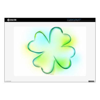 Flower Laptop Decals
