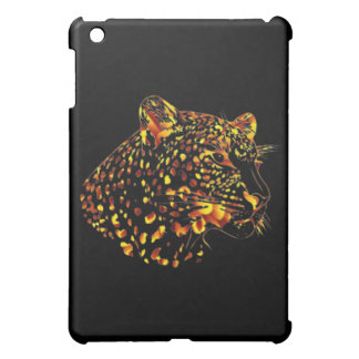Flower leopard case for the iPad mini