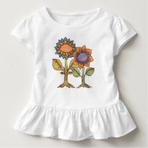 Flower Love T-Shirt : I Love to be Loved