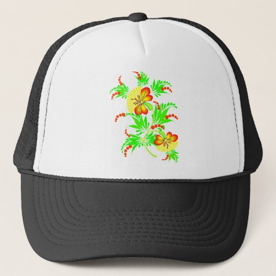Flower Lover Trucker Hat
