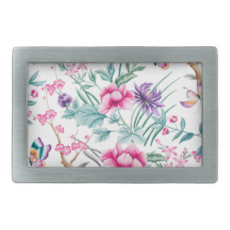 Flower madness decor belt buckle
